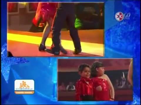 Jesus y Karla de Megaestrellas bailan : El Choclo