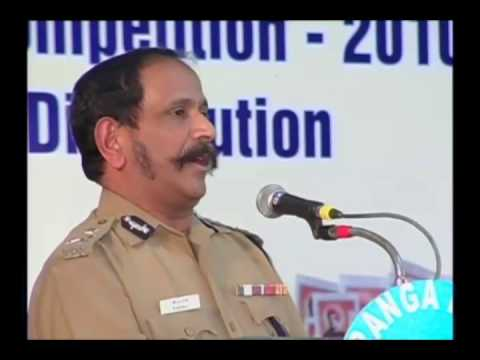 Sri R. Natraj, Ips, Speech Part 3 video