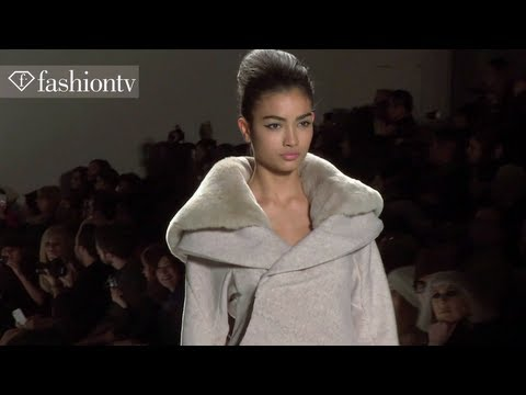 Son Jung Wan Fall/Winter 2013-14 Runway Show | New York Fashion Week NYFW | FashionTV