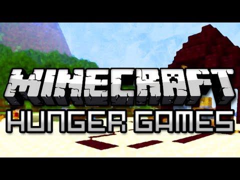 Minecraft: Hunger Games Survival w/ CaptainSparklez - Facecam Time!