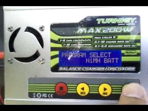 RC BRAZUCA - Como Utilizar um Carregador de Lipo e Como Recuperar uma Bateria Lipo