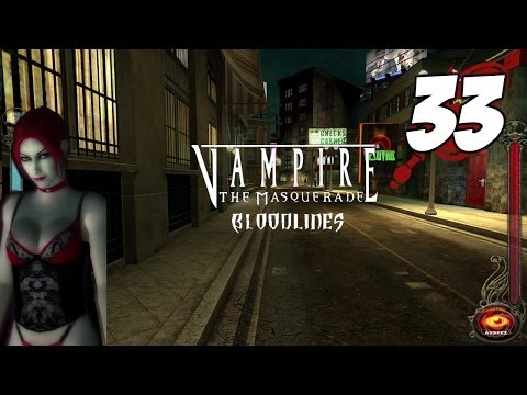 Vampire The Masquerade: Bloodlines #33 - Porn & Zombies