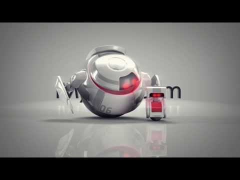 Imybags Robot Wish You Happy Shopping
