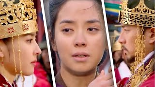 Love triangles in Jumong | Korean drama