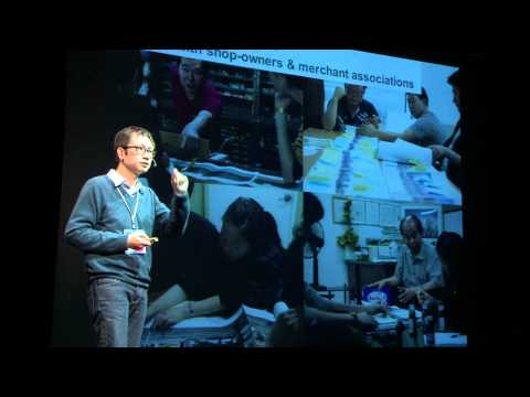 Social curator: Howard Chan at TEDxSeoul