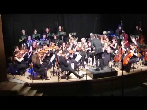 Brussels Philharmonic Orchestra mai 2016 - Ein musikalischer Spaß K522 Mozart (2ième moitié)