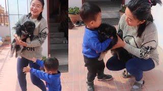 New Family Member / Awake at 3:00 AM (Mom Life) / NepaliMom Vlogs
