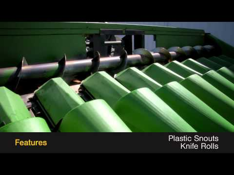 John Deere 1243, 12R22, Knife Rolls, 8820/7720 For Sale