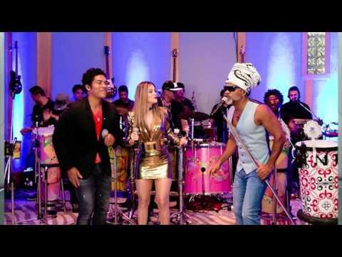 """""""Deixem ela cantar"""", pede Denny em relação a nova cantora da Timbalada"""