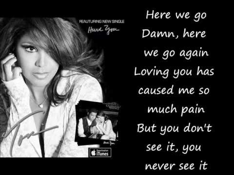 Toni Braxton, Babyface - Hurt You Lyrics video