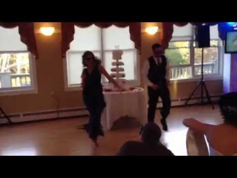 BEST Mom and Son Wedding Dance! Gangnam Style!!!