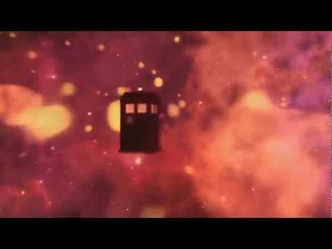 Doctor Who 2013 Title Sequence - Hidden Images In Titles video