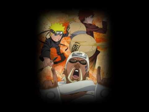 Naruto Shippuden Ost 3 - Track 27 - Killer Bee`s Theme [ Preview ] video