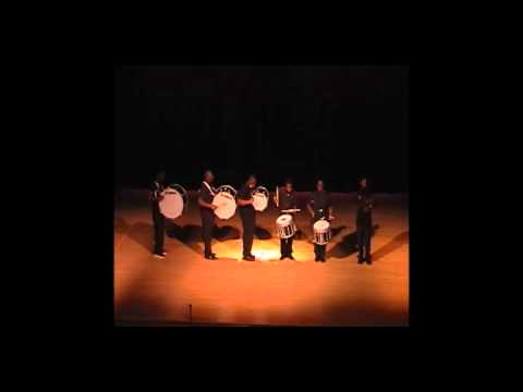 Booker T. Washington Senior High School DrumLine Feature