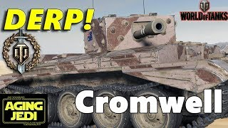 World of Tanks - The Rarely Seen Derp Cromwell