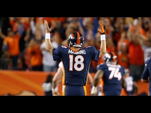 Denver Broncos Defeat San Francisco 49ers 42-17! Peyton Manning Breaks TD Record!