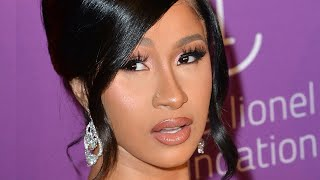 Cardi B Reacts To Offset Drama With Police