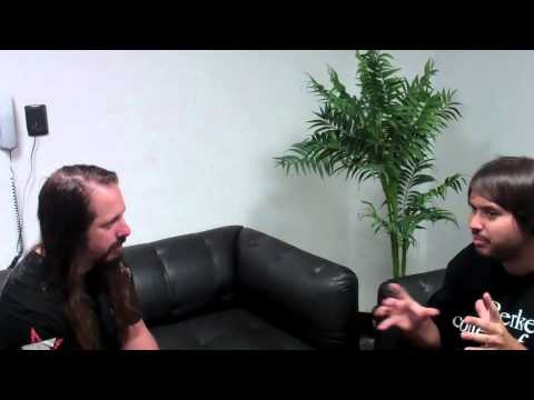 Interview with John Petrucci by Andre Vasconcelos