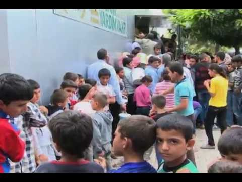 REFUGIADOS SÍRIOS - DOCUMENTÁRIO SBT / SYRIAN REFUGEES - SBT BRASIL DOCUMENTARY