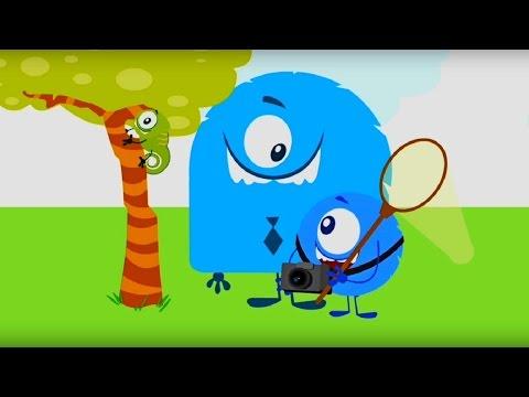 Твой друг Бобби -Маскировка- мультфильмы детям - серия 58