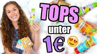 DROGERIE Sommer MUST-HAVES für unter 1€ ♡ BarbieLovesLipsticks