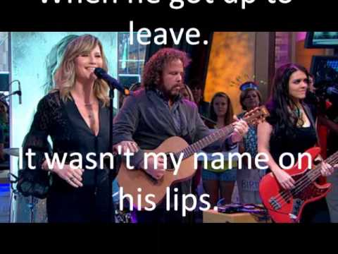 Jennifer Nettles - That Girl W lyrics!!!! video