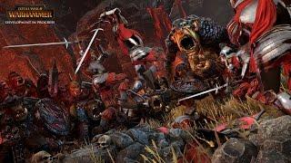 WARHAMMER TOTAL WAR - Battle of Black Fire Pass In-game Screenshots and News