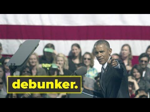 Behind Obama's Proposed Trade Deal | Debunker | NBC News