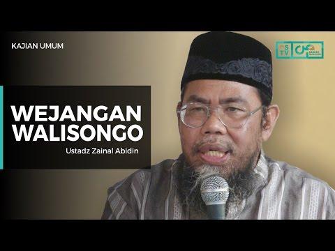 Kajian Bahasa Jawa : Wejangan Walisongo - Ustadz Zainal Abidin, Lc