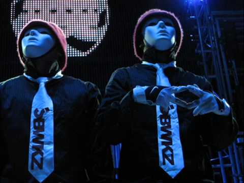 Jabbawockeez - Apologize Mix video
