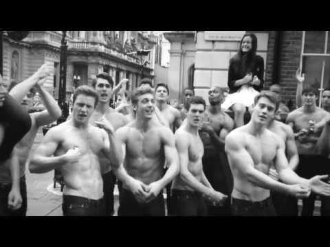 The Hottest abercrombie & Fitch Guys, 'call Me Maybe' By Carly Rae Jepsen video
