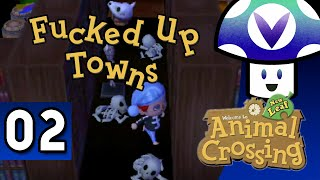 Download [Vinesauce] Vinny - Animal Crossing: New Leaf [Fucked Up Towns] (part 2) 3Gp Mp4