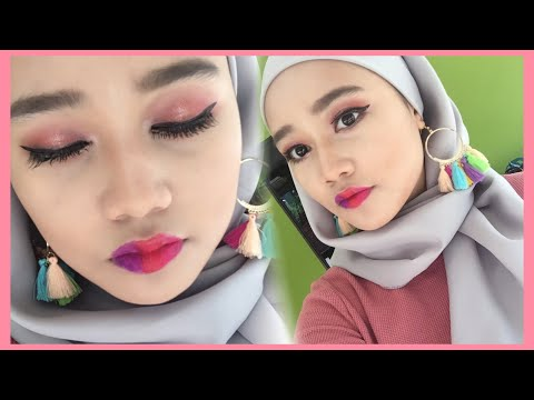 COLOURfull Makeup Tutorial RM4.90! Makeup Murah!!