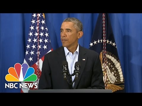 Obama: James Foley Killing 'Shocks The Conscience' | NBC News