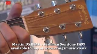 Martin DXK2AE + Fishman Sonitone £499.mp4