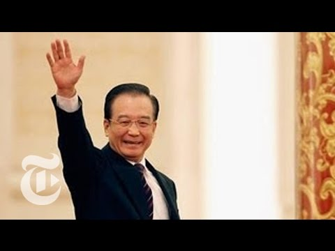 Investigation of Wen Jiabao, Prime Minister of China - The People's Premier | The New York Times