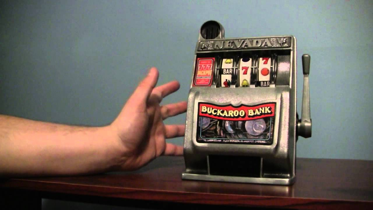 buckaroo bank slot machine