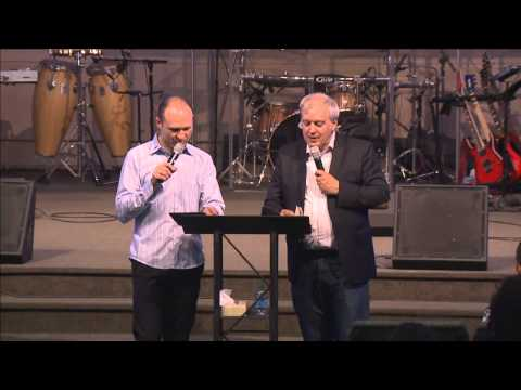 Карл-Густав Северин - Смотри на Иисуса - 06-22-2015