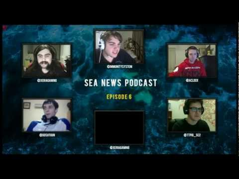 SEA News Podcast - Episode 6 Feat. xGKingBenji