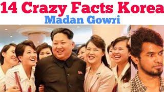 14 Crazy North Korea Facts | Tamil | Madan Gowri | MG