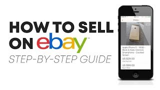 How to sell on eBay 2018 [a step-by-step guide]