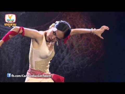 Cambodia's Got Talent : FINAL - Hun Ben