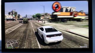 iMac 5k Gaming Performance: Grand Theft Auto V