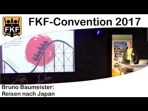 FKF-Convention 2017 | Bruno Baumeister: Reisen nach Japan