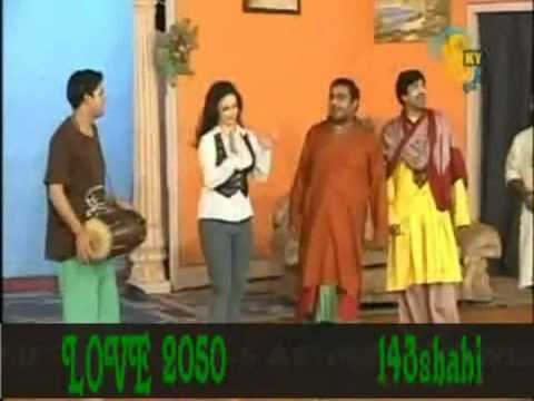 New Stage Drama Sajan Abas Full Funny Part 2012 video