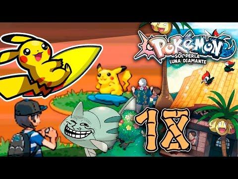 PIKACHU de ALOLA y EL FAIL MAS GRANDE DEL MUNDO | #18 Pokemon Sol Perla vs Pokemon Luna Diamante