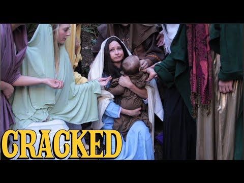 If '16 And Pregnant' Was Around For The Nativity Story video