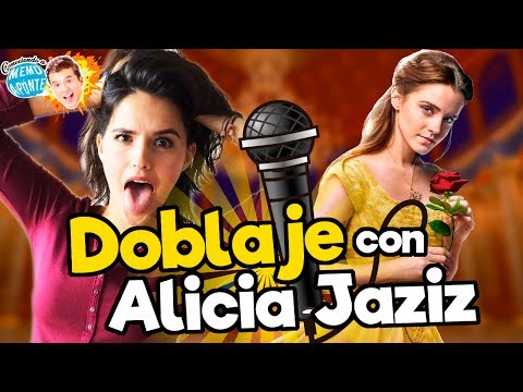 FANDUB (doblaje Bella) con Alicia Jaziz / Memo Aponte