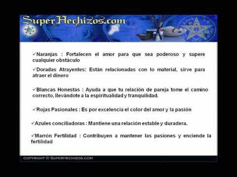 Super Hechizos - Las Velas