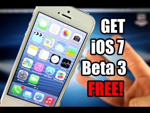 Ios 7 Beta 3 Download For Iphone 5 No Udid